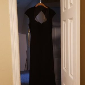 Never worn Tarik Ediz Evening Gown